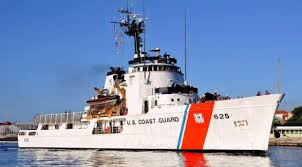 class cutter coast guard cutter venturous returns home after 69 days conducting