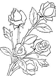 coloring pages with roses rose coloring book and coloring pages roses and hearts click to rose