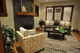 cultured stone fireplace ideas green brown ivory comfy cushion