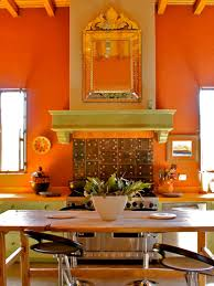 burnt orange kitchen decor home design ideas