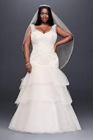 gown style dresses mermaid trumpet wedding dresses david s bridal