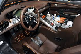 porsche electric interior real life electric turbo with extra 201hp total 767hp 5series