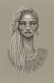the 25 best african queen tattoo ideas on pinterest black