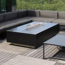 Garden Firepits Costume Made Table Garden Pits From Rivelin Architonic