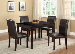 black and wood dining table black kitchen table and chairs black wood kitchen table and chairs