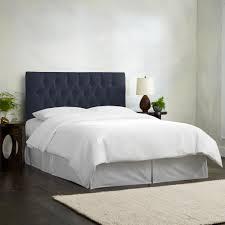 King Bed Headboard Blue Beds Headboards Bedroom Furniture The Home Depot