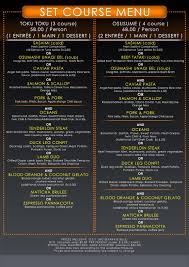 entry 38 by sr111 for design a restaurant menu for modern