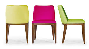 Coloured Leather Dining Chairs Dining Rooms Amazing Coloured Dining Chairs Photo Coloured