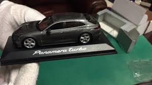 land rover minichamps modelcar unboxing porsche panamera sport turismo minichamps 1 43