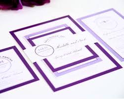 purple wedding invitations cool compilation of royal blue and purple wedding invitations