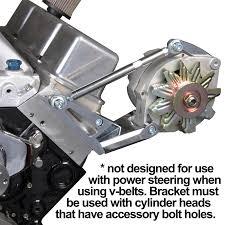 corvette alternator bracket 3400 summit racing alternator brackets sum 420101 free shipping