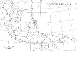Blank Map Of East And Southeast Asia by 100 Southeast Map Of Southeast Asia Map Of South East