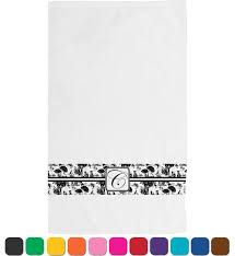 toile hand towel personalized potty training concepts