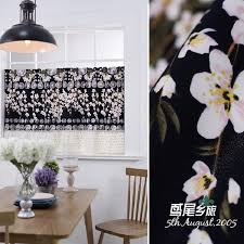 Cherry Kitchen Curtains by Online Get Cheap 60 Curtains Aliexpress Com Alibaba Group