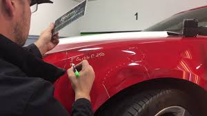 how much does it cost to fix a brake light how much does paintless dent repair cost youtube