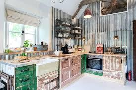 metal kitchen backsplash metal kitchen backsplash corrugated metal kitchen modern with