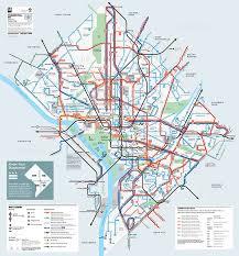 washington dc metrobus map beyonddc