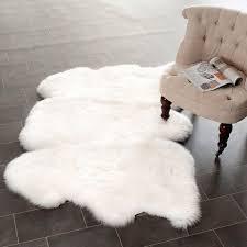 ikea sheepskin rug review rug designs