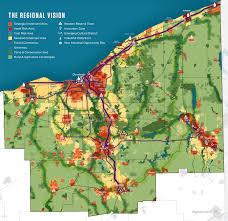 Cleveland Ohio Map Maps Vibrant Neo A Neoscc Initiative