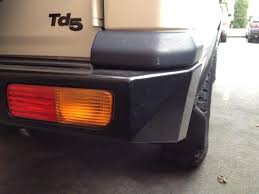 discovery 2 rear light conversion rear protection