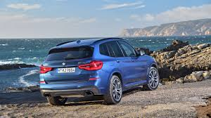 2018 bmw x3 review caradvice road and tracks