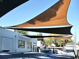 Custom Shade Canopies by Shade Sails And Tension Structures Superior Awning