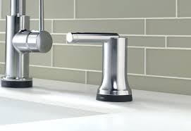 discontinued delta kitchen faucets delta waterfall kitchen faucet size of delta faucets
