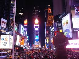 New York City Time Square Map by File Times Square At Night Manhattan New York City United