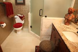 Small Bathroom Toilets Bathroom Redoubtable White Stack Stone Half Panels With Frosted