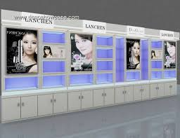 Cosmetic Cabinet Functional Wall Display Cabinet Display Showcase Display