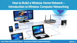 how to build a wireless home network introduction to wireless how to build a wireless home network introduction to wireless computer networking youtube