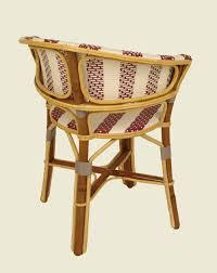 fauteuil dos fauteuil elysee blanc fushia lilas dos maison drucker