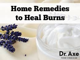 Treatment For Rug Burn Home Remedies For Burn Relief Draxe Com
