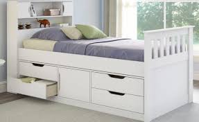 daybed twin bed frame with storage santa cruz extra long twin