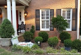 Evergreen Landscaping Ideas Apartment Facade Curb Appeal Curb Appeal Eight Weekend Diy