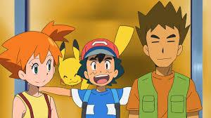 misty u0026 brock confirmed for pokemon sun u0026 moon anime page 13