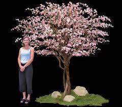 artificial blossom tree commercial silk int l