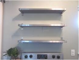 ikea stainless steel kitchen shelf completed shelf ikea stainless
