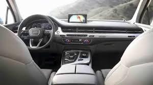 Audi Q7 Inside Audi Q7 Interior 2016 Wallpaper 1280x720 3052