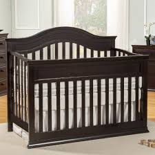 Cribs With Mattress Included by Davinci Brook 4 In 1 Convertible Crib With Toddler Bed Conversion