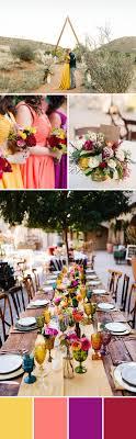 Wedding Colors Wedding Colors 10 Fresh Hip Combos A Practical Wedding