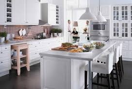 ikea backsplash white oak wood cool mint madison door kitchen islands at ikea