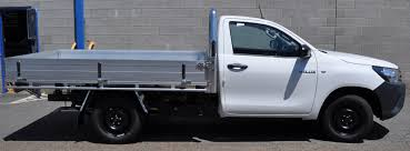 Navara D22 Canopy by High Quality Aluminum Ute Trays Ama Group