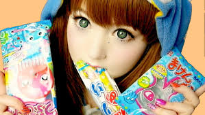 Where To Find Japanese Candy Weird Japanese Candy Youtube
