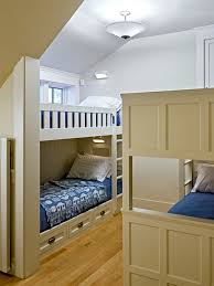 Built In Bunk Bed Plans 99 Cool Bunk Beds Ideas Kids Will Love Snappy Pixels