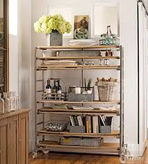What Do You Put On A Bakers Rack French Kitchen Bakers Rack With Hutch Bakers Rack French