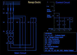 three phase delta wiring diagram electrical winding wiring