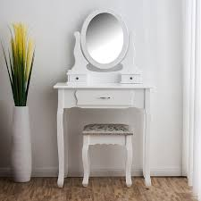 Small White Vanity Table Amazon Co Uk Dressing Tables Home U0026 Kitchen
