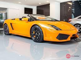 Lamborghini Gallardo Orange - 2010 lamborghini gallardo for sale in malaysia for rm699 900 mymotor