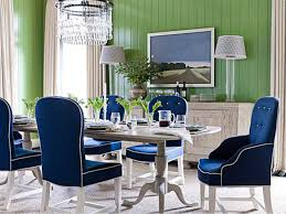 Dining Room White Chairs by Blue Upholstered Dining Chairs Homesfeed